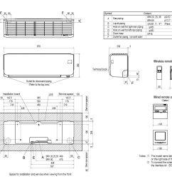 mitsubishi heavy industries air conditioning scm60zm s multi inverter heat pump 3 x srk25zs  [ 2048 x 1640 Pixel ]